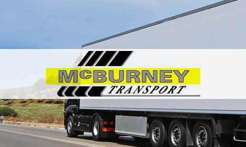 McBurney Transport sign up with eDoc Deposit