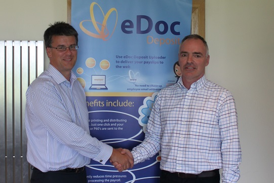 eDoc Deposit Announce New Partnership with Relay Software.